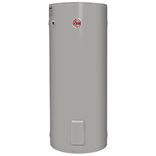 RHEEM Electric 400 Ltr Hot Water System – 491 Series - Grey - Hot Water Systems Brisbane